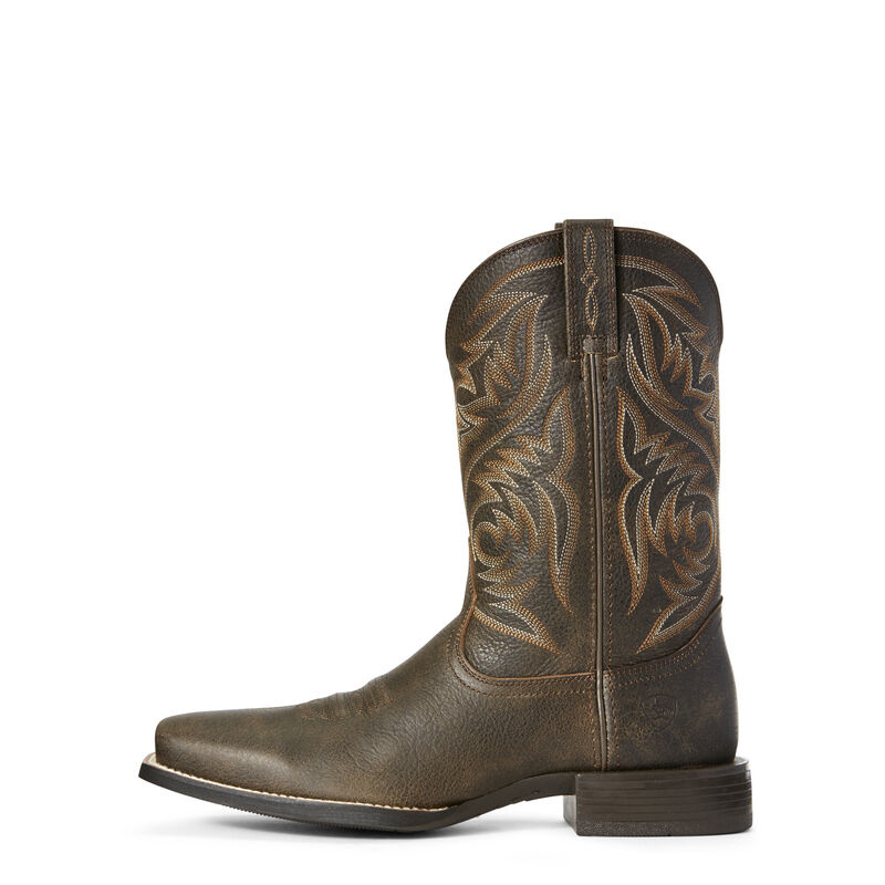 Ariat 10027209 Ariat Mens Sport Herdsman Boot