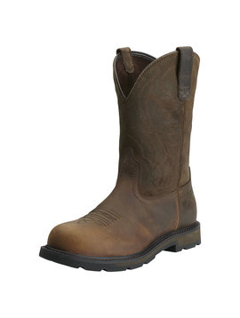10014241 Ariat Mens Groundbreaker Steel Toe Work Boot