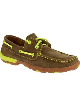 WDM0010 Twisted X Ladies Moc Shoe