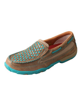 WDMS006 Twisted X Ladies Moc Shoe
