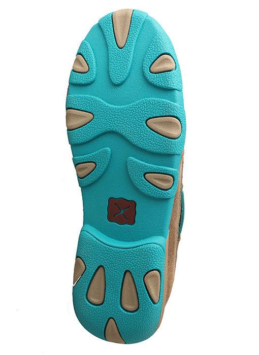 WDMS006 Twisted X Ladies Moc Shoe