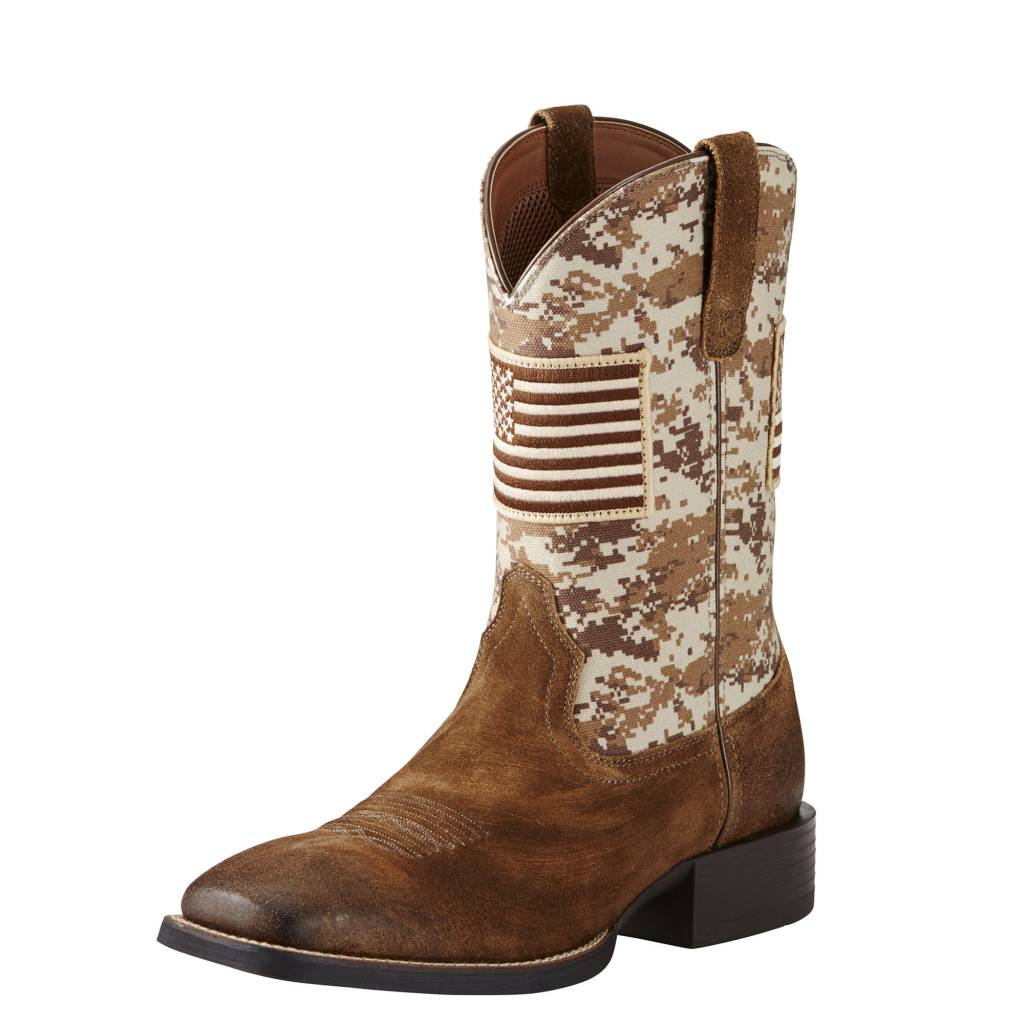Ariat Men's Sport Patriot Western Boot 10019959