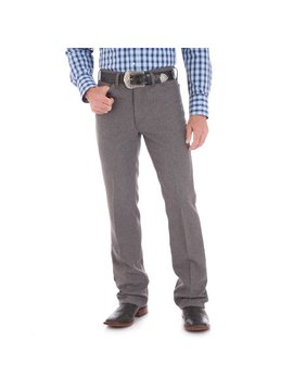 Wrangler 82HG Mens Wrancher Heather Grey