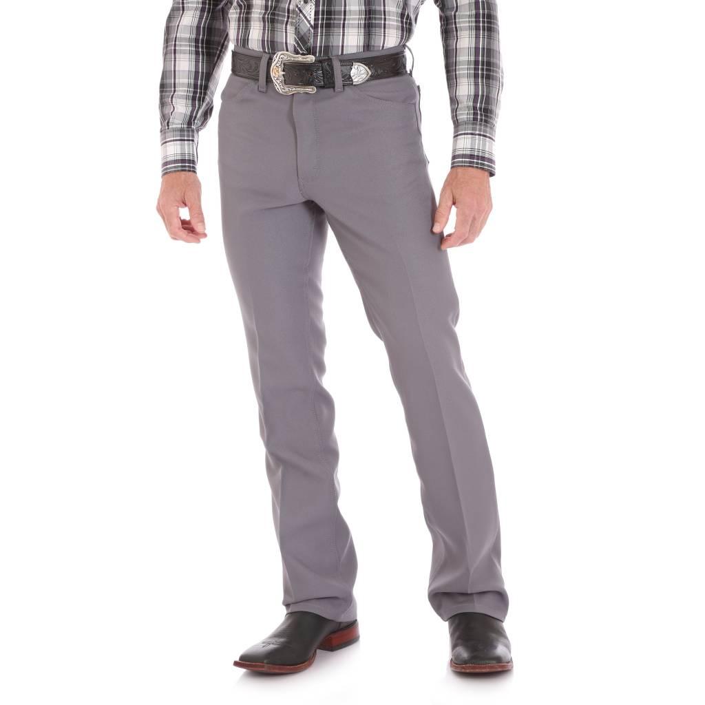 Wrangler 82GY Mens Wrancher Grey Pant