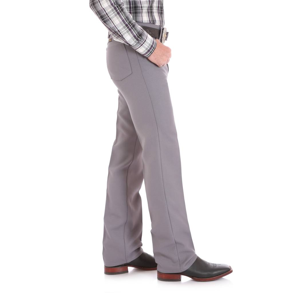 Wrangler 82GY Mens Wrancher Grey Pant