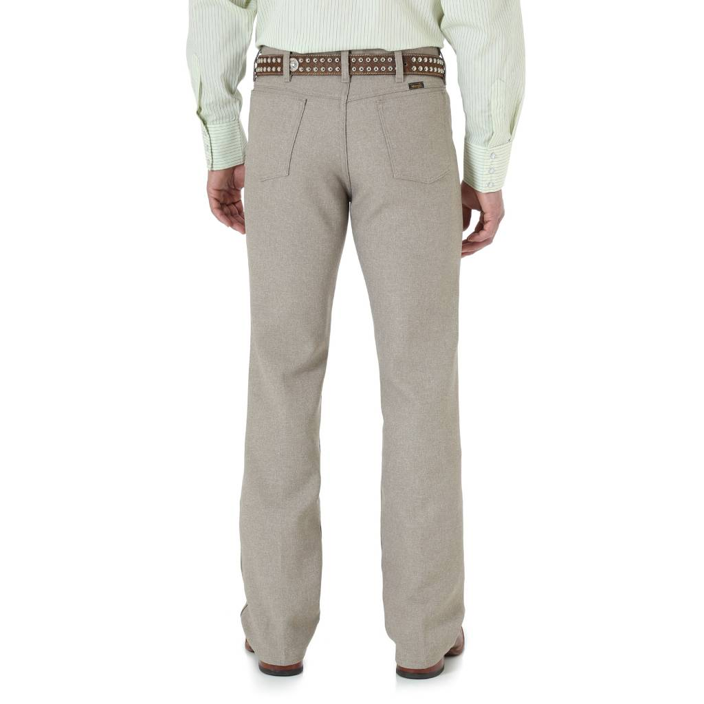 Wrangler Mens Wrancher Heather Tan Pant 82HT