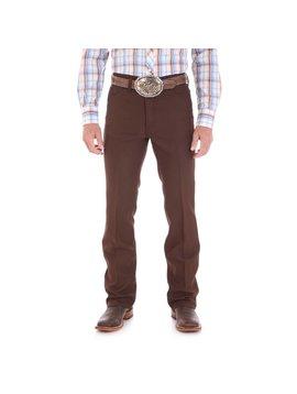 Wrangler Mens Wrancher Brown Pant 82BN