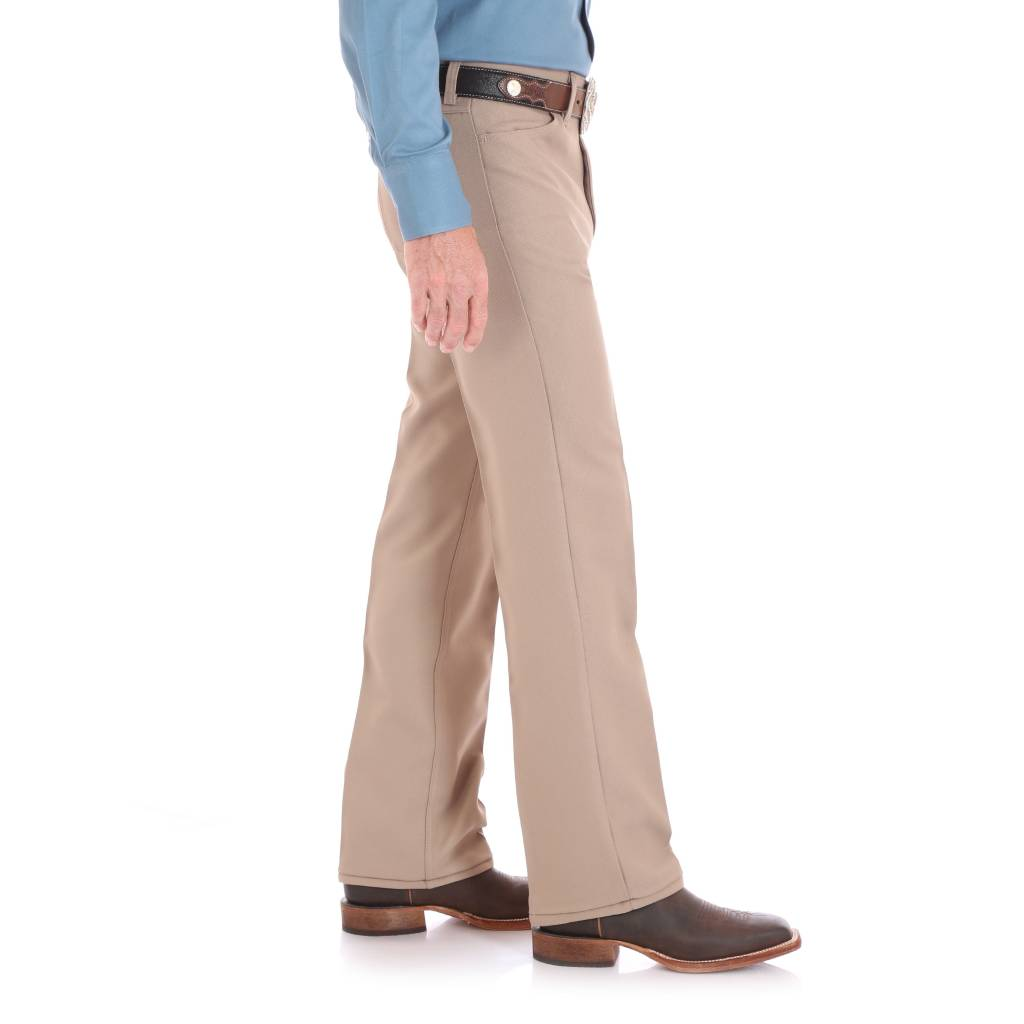 Wrangler Mens Wrancher Tan Pant 82TN