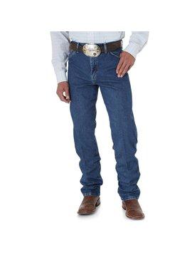Wrangler Mens George Strait Prewash Blue Original Fit Jeans 13MGSHD