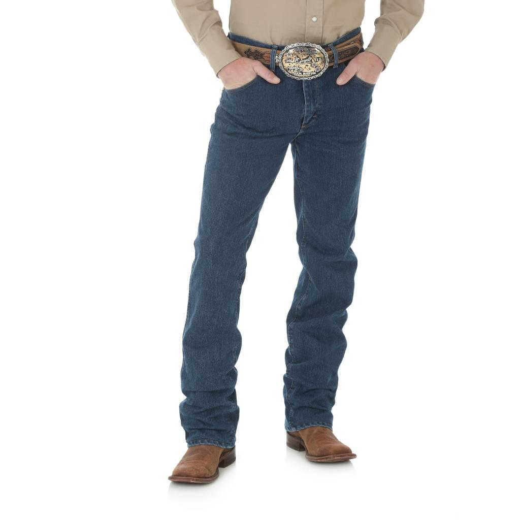 Wrangler Mens Advanced Comfort Slim Fit Jeans 36MACMS