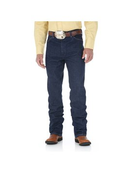 Wrangler Mens Slim Fit Blue Stretch Jeans 937STR