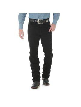 Wrangler Mens Black Slim Fit Jeans 936WBK