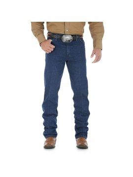 Wrangler Mens Original Fit Prewashed Jeans 13MWZPW