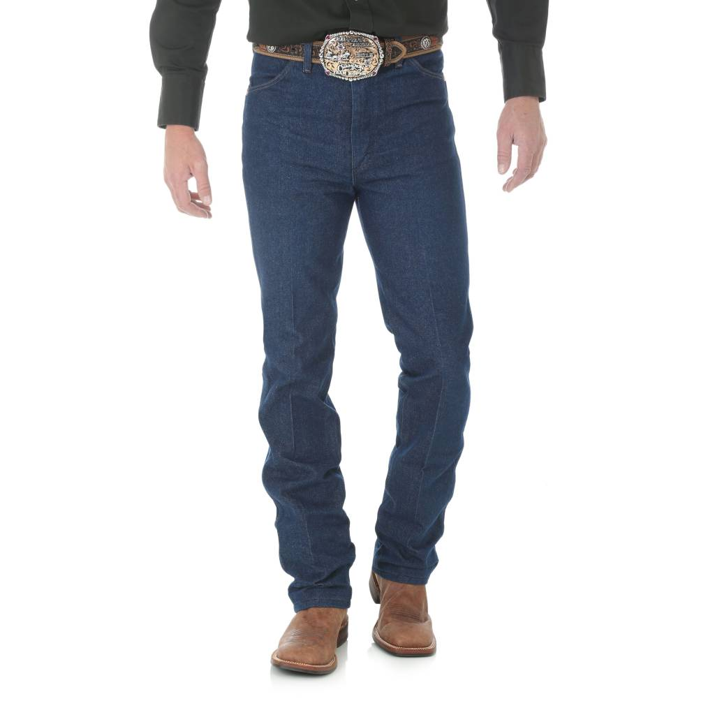 Wrangler Mens Rigid Original Cowboy Cut Jeans 13MWZ