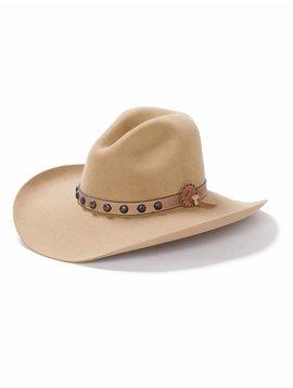 Stetson Hat Broken Bow 4X Silver Sand  SBBBOX-694324