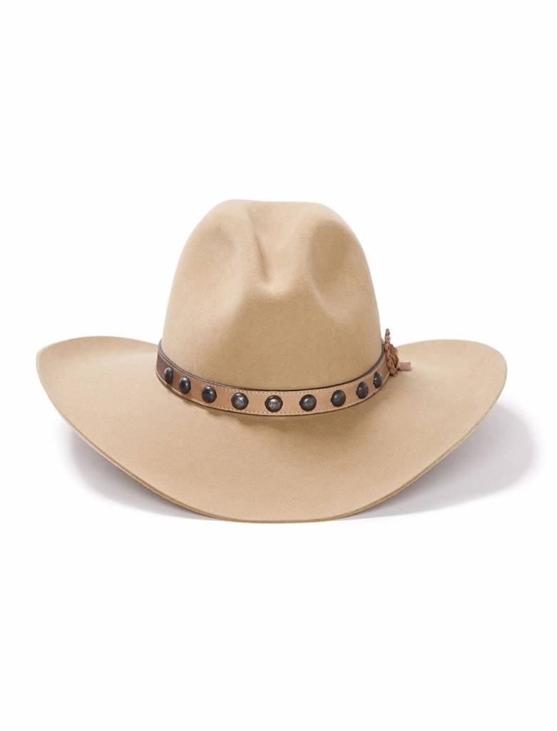 Stetson Hat Broken Bow 4X Silver Sand  SBBBOW-694324