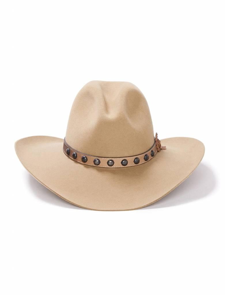Stetson Hat Broken Bow 4X Silver Sand  SBBBOW-694324