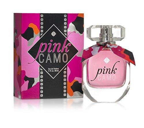 Tru Fragrance Pink Camo Cologne Spray