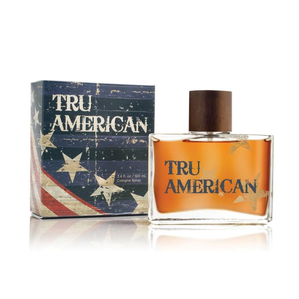 Tru Fragrance Tru American Cologne Spray