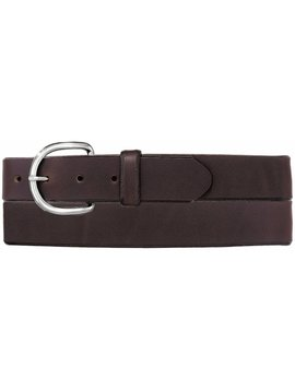 Leegin Men's  Brown Blue Light Special Belt K1207