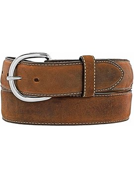 Leegin Men's Brown Classic Western Belt 53709