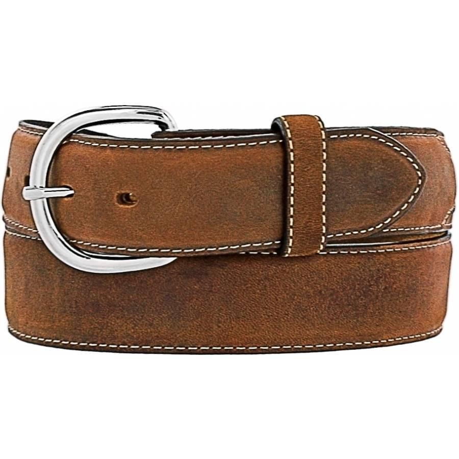 Leegin Men's Brown Classic Western Belt 53709