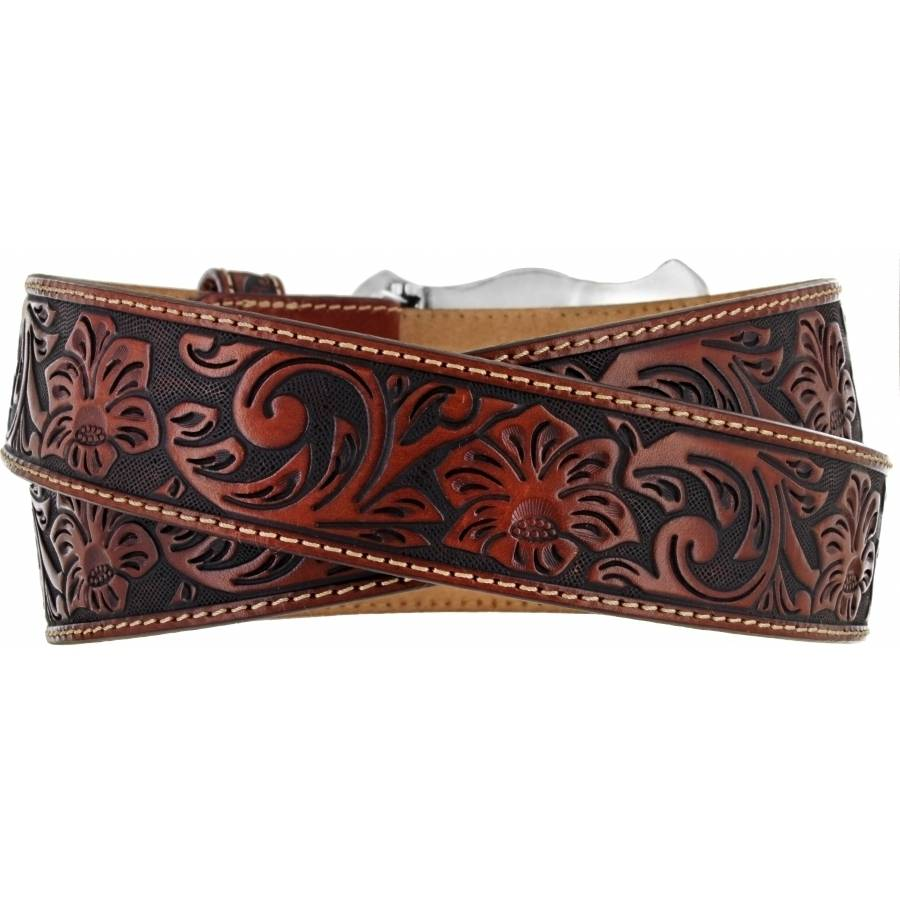 Leegin Men's  Classic Longhorn Belt C11194