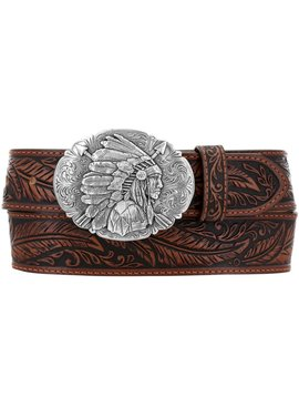 Leegin Men's Ol Chief Belt C13704