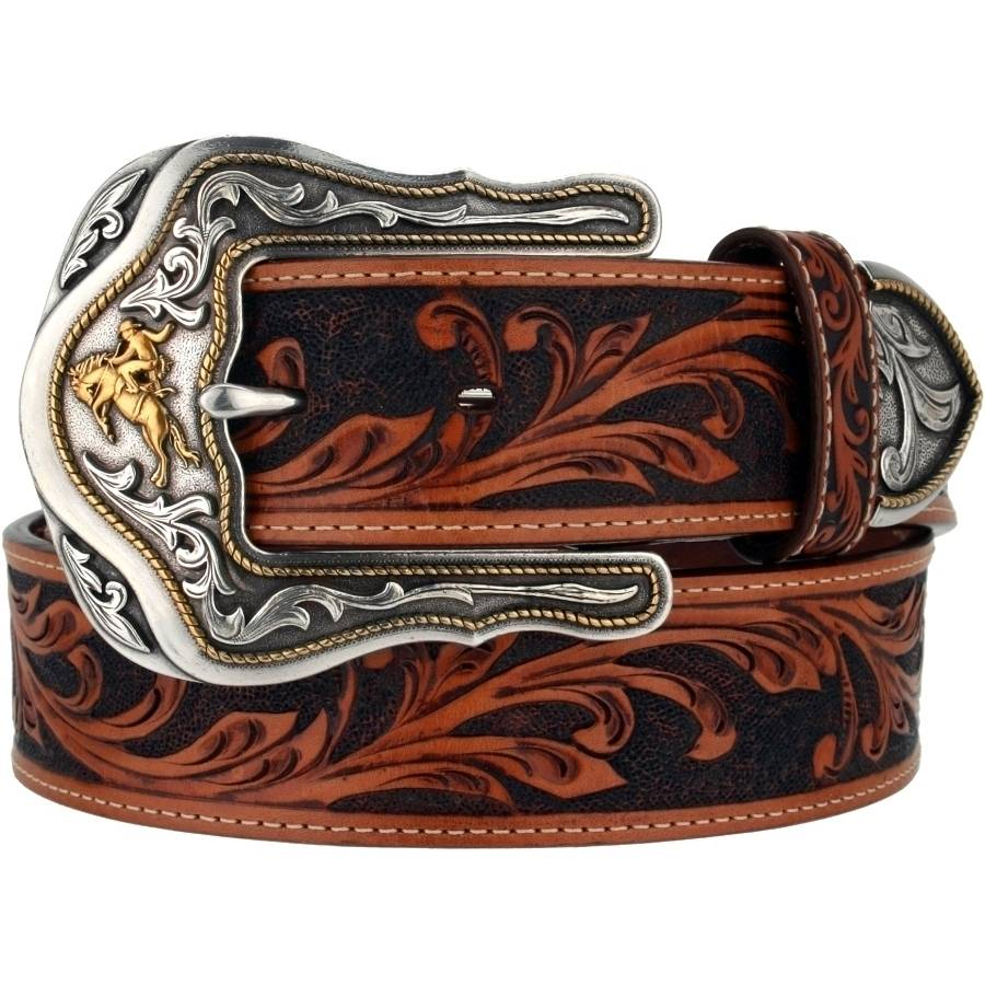 Leegin Men's  Westerly Ride Belt C41514