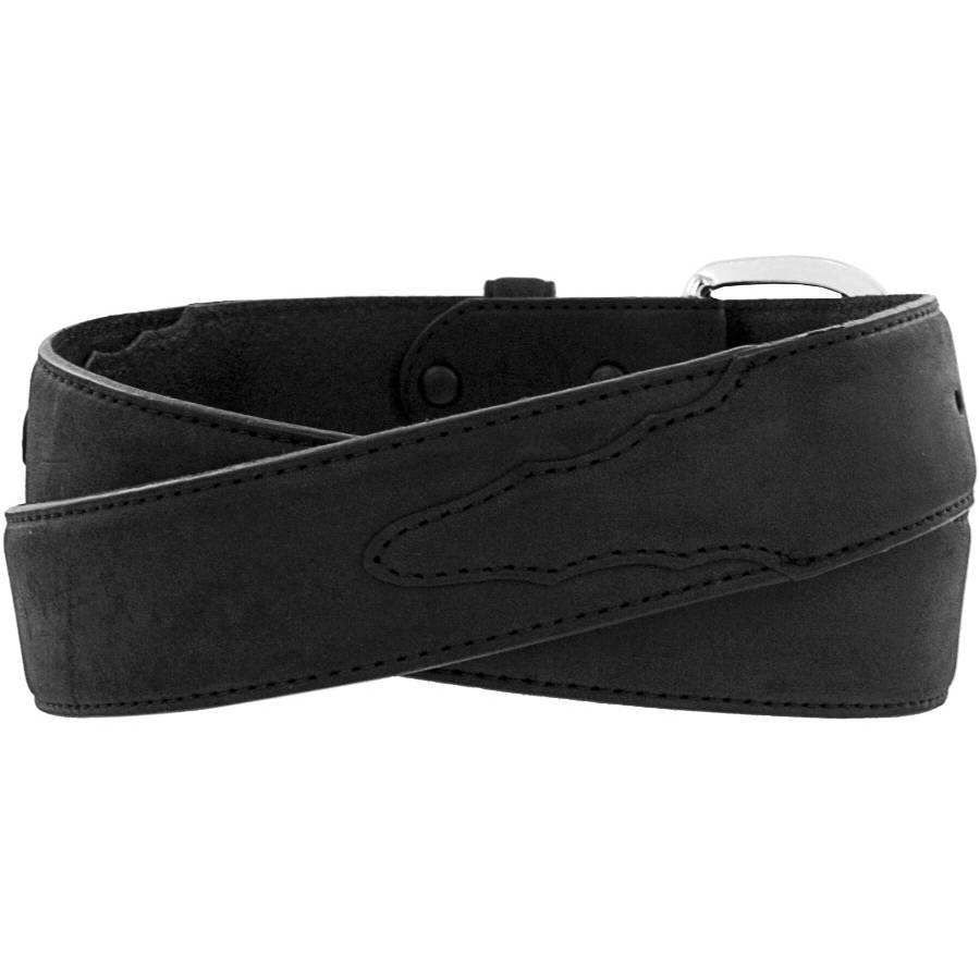 Leegin Men's Black Classic Western Belt 53703