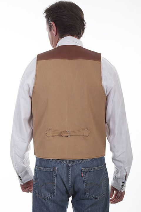 Wah-Maker Men's Duke Vest 535044