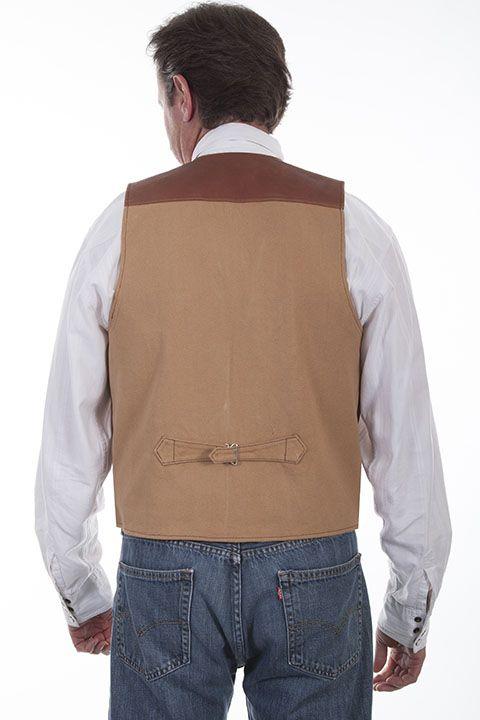 Wah-Maker Men's Duke Vest 535044