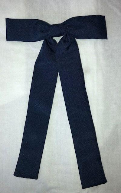 Austin Accents Clip On Colonel Tie 1406