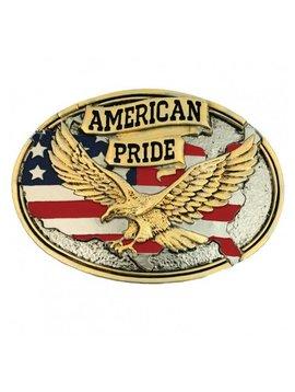 Montana Silversmith 60806P Montana American Pride Buckle
