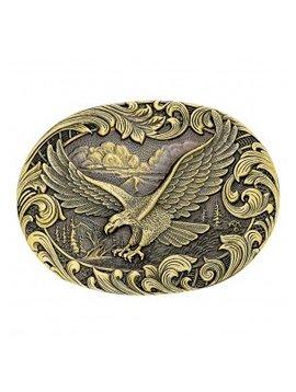 Montana Silversmith Soaring Eagle Buckle 60803C