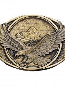 Montana Silversmith Soaring Eagle Buckle 60791C
