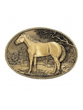 Montana Silversmith Standing Horse Buckle 60795C