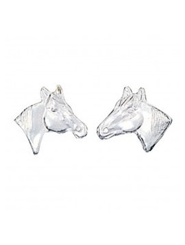 Montana Silversmith ER41 Montana Horse Head Earrings