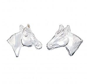 Montana Silversmith ER41 Montana Horse Head Earrings