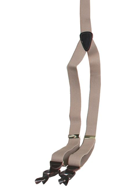 Scully Old West Elastic Suspenders RW040S