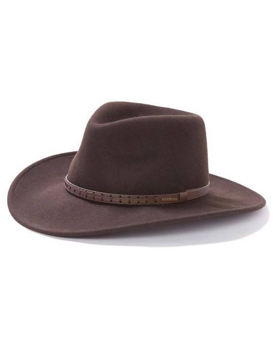 Stetson Hat Sturgis Crushable Felt Hat TWSTGS-813008