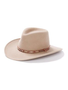 Stetson Hat Santa Fe Crushable Felt Hat