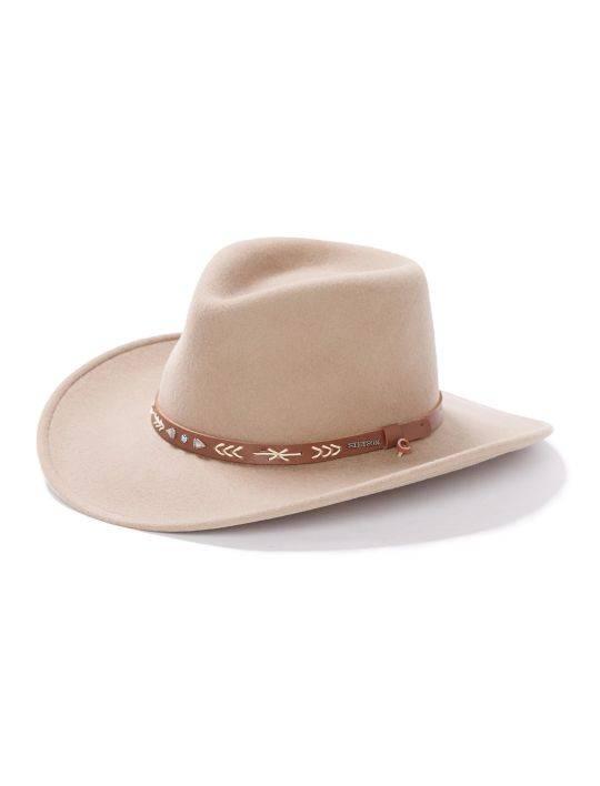 Stetson Hat Santa Fe Crushable Felt Hat
