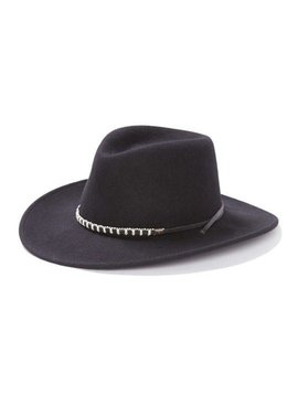 Stetson Hat BlackFoot Crushable Felt Hat