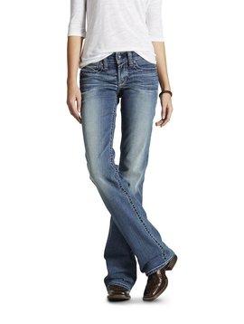 30d42d9c7c Ariat Ladies R.E.A.L Boot Cut Jean 10016202