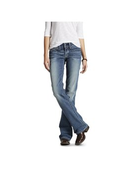 Ariat Ladies R.E.A.L Boot Cut Jean 10016202