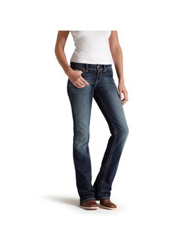 Ariat Ladies R.E.A.L Boot Cut Jean 10011683