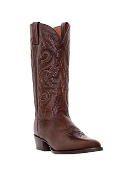 Dan Post Boot Men's Milwaukee Antique Tan Western Boot DP2111R