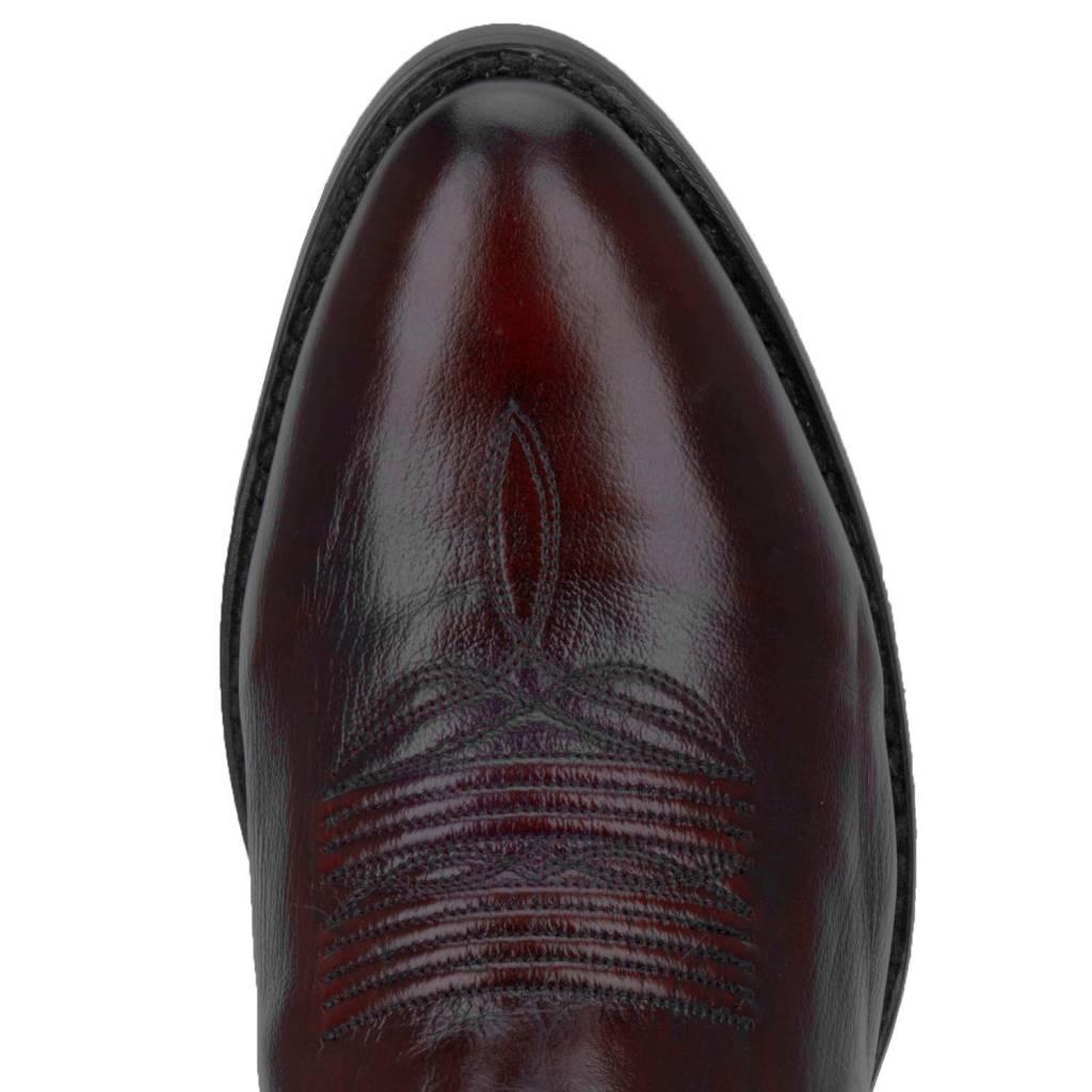 Dan Post Boot Men's Black Cherry Milwaukee Western Boot DP2112R