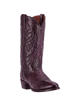 Dan Post Boot Men's Black Cherry Milwaukee Western Boot DP2112R